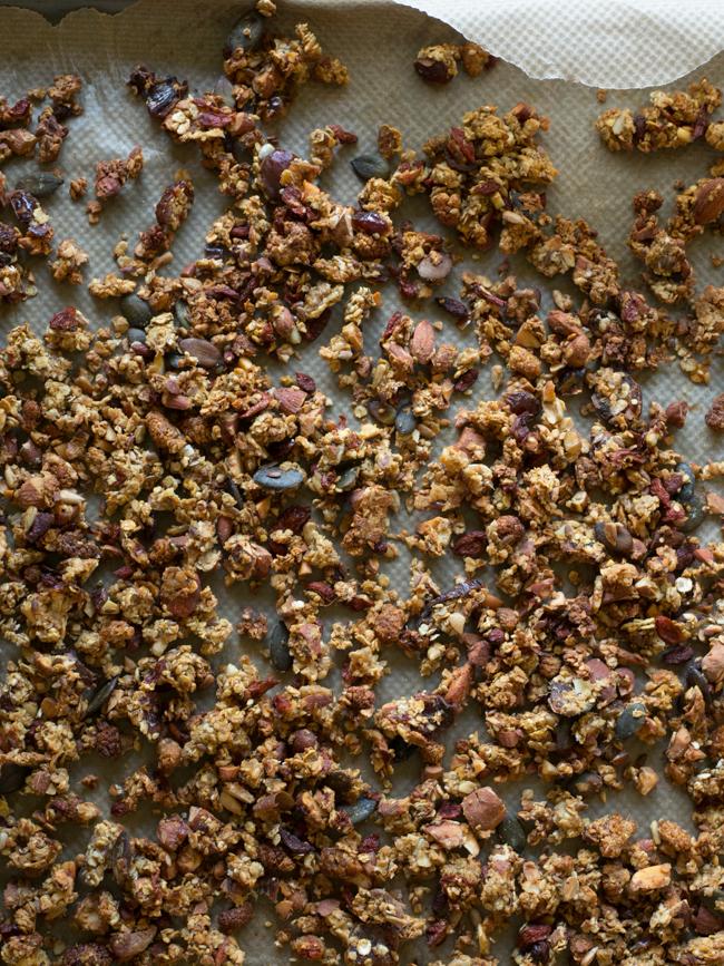 Jason Vale's granola