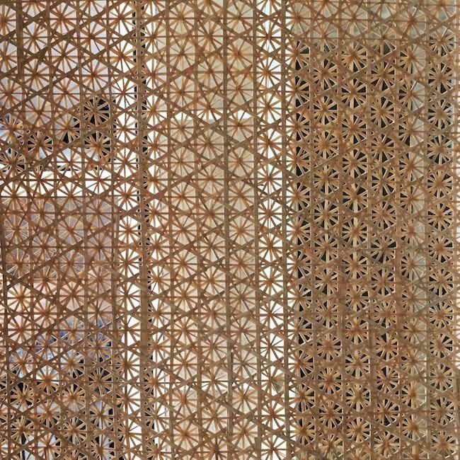 Bali pattern