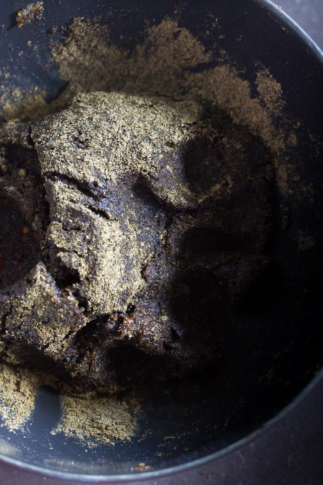 hemp dough