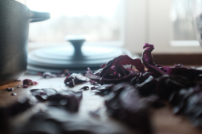 Fleming red cabbage