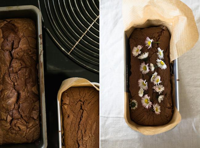 Tuscan chocolate cake