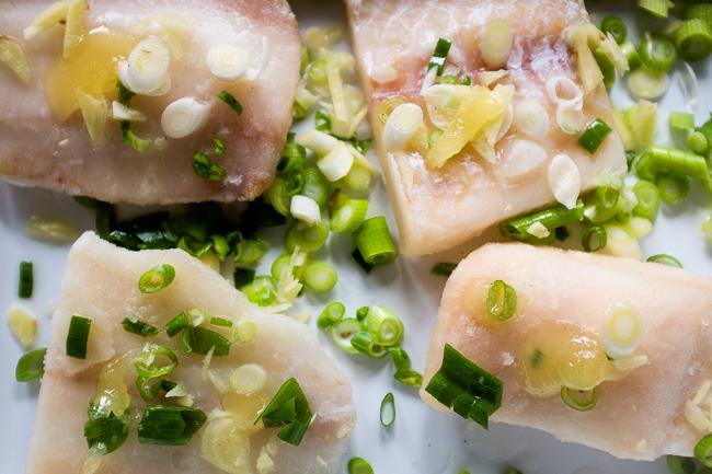 marinated haddock
